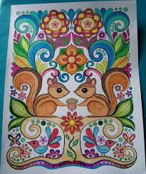 From Thaneeya McArdles Book Happy Campers This Whole Coloring Is Adorable Colored