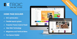 Lexus Extroic Is The Ultimate Multi Purpose Responsive Opencart Theme Powered With 1 Page Builder To Help Build Professional Pages And Layouts