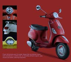 Vespa Scooter Price In India