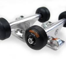 Truck Assembly (Black Wheels) In 8.38