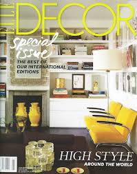 imagazines prepares a list with the most read interior design