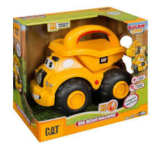 Buy CAT Big Beam Dump Truck Machine Online At Toy Universe