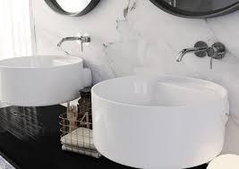 steinberg serie 100 waschtisch wand einhebelmischer