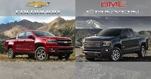 100 Mpg Trucks Chevy Colorado GMC Canyon Offer 27 Mpg Highway