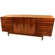 American Of Martinsville Dining Room Table by Viyet Designer Furniture Storage Merton Gershun Mid Century