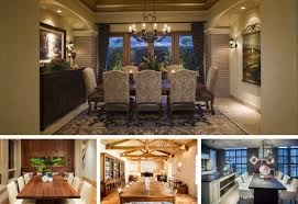 The 3 Most Popular Dining Room Designs By Style Wall Color Floor Type