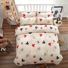 Queen Size Minnie Mouse Bedding by Online Get Cheap Minnie Comforter Set Aliexpress Com Alibaba Group