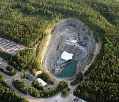 The Dalhalla Festival Takes Place In A Limestone Quarry That Has Been Transformed Into An Amphitheater 175 Miles North Of Stockholm C Martin Litens 2009