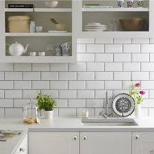 Metro White Wall Tiles 200mm X 100mm Kitchen Colors In 2019