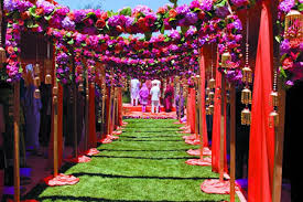 Creative And Fun Decor Ideas For Indian Wedding