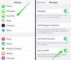 How to Send iPhone Messages Text Instead of iMessage