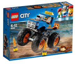 LEGO City: Monster Truck (60180) | Toy | At Mighty Ape NZ Lego City Cargo Terminal 60169 Toy At Mighty Ape Nz Lego Monster Truck 60180 1499 Brickset Set Guide And Database Amazoncom City With 3 Minifigures Forklift Snakes Apocafied I Wasnt Able To Get Up B Flickr Jangbricks Reviews Mocs 2017 Lepin 02008 The Same 60052 959pcs Series Train Great Vehicles Heavy Transport 60183 Walmart Ox Tenwheeled Diesel Mk Xxiii By Rraillery On Deviantart 60020 Speed Build Youtube Hobby Warehouse