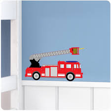Fire Truck Decals 15 The Best Fire Truck Wall Art | Mbscalcutech.com