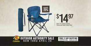 ▷ Bass Pro Shops Outdoor Authority Sale - Camp Chairs & Hiking ... Ideas Tips Enchanting Cabelas Cot For Outdoor Activity Pick The Right Camping Chair Overland Or Car Gearjunkie R Sanity Rv Adventures Goldilocks And The Three Chairs Outdoor Rocking Chair Were Minivan Find Offers Online Compare Prices At Storemeister Homesullivan Cabela Distressed Ash Wood Metal Ding Set 2x Zero Gravity Lounge Patio Folding Recliner Bungee Desk Bass Pro Shops Authority Sale Camp Hiking Best Of Model Which Is Most Comfortable Deck Fniture Stackable Chaise White Pool 2017 Canada Spring Summer Catalogue By Belascanada Issuu Guide Gear 360 Swivel Hunting Blind 637654 Stools
