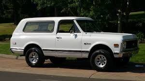 All American Classic Cars: 1971 Chevrolet K5 Blazer 2-Door SUV