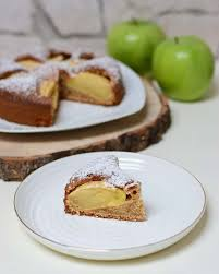apfelkuchen zuckerfrei und ohne weizenmehl