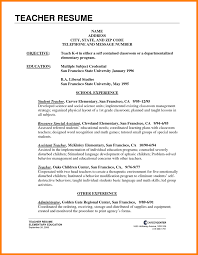 6+ Example Of Teacher Resume Elementary | Inta Cf 14 Teacher Resume Examples Template Skills Tips Sample Education For A Teaching Internship Elementary Example New Substitute And Guide 2019 Resume Bilingual Samples Lead Preschool Physical Tipss Und Vorlagen School Cover Letter 12 Imageresume For In Valid Early Childhood Math Tutor