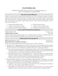 Banking Resume Format For Experienced Excellent Investmentng Template Templates Mergers