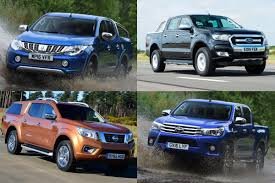 Best Pick-up Trucks 2018 | Auto Express