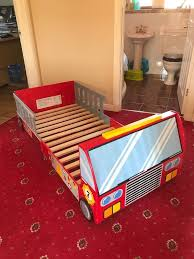 KidKraft Fire Truck Toddler Bed And Mothercare Adaptive Purotex ... Monster Truck Toddler Bed Stair Ernesto Palacio Design Bedroom Little Tikes Sports Car Twin Plastic Fire Color Fun Vintage Ford Pickup Truck Bed For Kid Or Toddler Boy Bedroom Kidkraft Junior Bambinos Carters 4 Piece Bedding Set Reviews Wayfair Unique Step 2 Pagesluthiercom Luxury Furnesshousecom 76021 Bizchaircom Boys Fniture Review Youtube Nick Jr Paw Patrol Fireman And 50 Similar Items