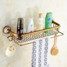 Bath Shelves With Towel Bar by Online Get Cheap Antique Bathroom Shelves Aliexpress Com