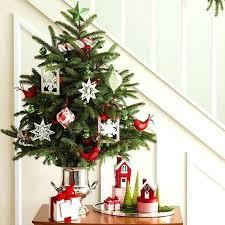 Tabletop Tree Xmas Trees Small Led Christmas