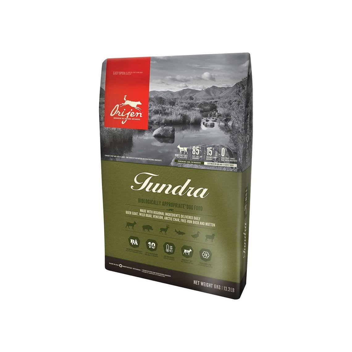 ORIJEN Tundra Dry Dog Food - 4.5-lb