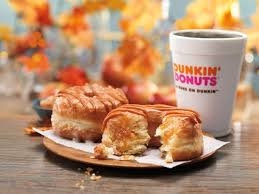 Dunkin Donuts Pumpkin Spice 2017 by Dunkin U0027 Donuts Releases New Caramel Apple Croissant Donut Brand