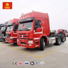 100 Tractor Truck China Sinotruk HOWO 6X2 336pH China