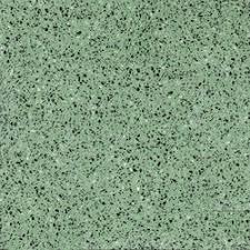 TERRAZZO FLOORING COLOUR GREEN