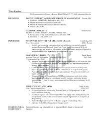 Fresh Sample Resume For Mba Hr Experienced Fresher