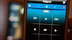 Philips My Remote App for Android Samsung Galaxy S III