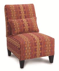 Rowe Chairs and Accents Broadway Armless Accent Chair AHFA