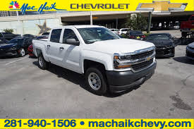 2018 Chevrolet Silverado 1500 Work Truck Houston TX | Katy Cypress ... New 2019 Chevrolet Silverado 2500hd Work Truck 4d Crew Cab In Murfreesboro Tn Double Yakima 2018 1500 Regular Fremont Preowned 2012 Pickup 2017 4wd 1435 San Antonio Tx Ld Extended