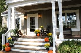 Decorating for Fall – 20 Fun Fall Doors  Talk of the House