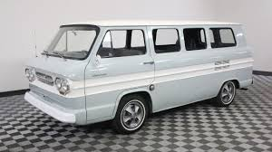 1962 CHEVROLET CORVAIR GREENBRIER VAN BLUE - YouTube 1964 Chevrolet Corvair For Sale 1932355 Hemmings Motor News From Field To Road 1961 Rampside 1962 Sale Classiccarscom Cc993134 Cold Comfort Factory Air Cditioning The Misunderstood Revolutionary Chevy Corvantics Early 60s Pickup At Vintage Auto Races Atx Car Chevroletcorvair95rampside Gallery Corvair Rampside Cc8189