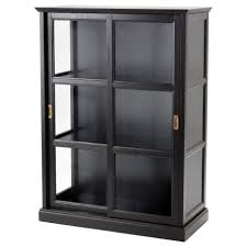 Glass Cabinet Wonderful Locking Display Cabinets Ikea MalsjO Door Shoe Media Storage With Doors Wine Racks Under Av Wall Sliding Pull