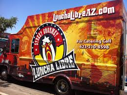 Phoenix Food Trucks : A-1 Express Delivery