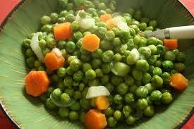 cuisiner des petit pois frais petits pois en jardinière aux parfums thaï cooking