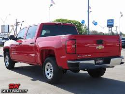 2017 Chevy Silverado 1500 LS 4X4 Truck For Sale In Ada OK - HG457568