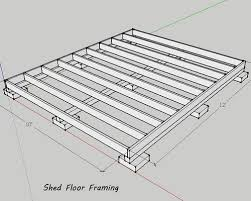 Floor Joist Span Definition by Pier Joist Spacing Woodworking Talk Woodworkers Forum