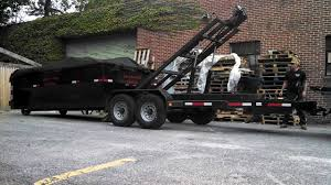 Roll-Off Dumpster Trailer - YouTube 2002 Mack Rd690s Roll Off Truck For Sale Auction Or Lease Valley Dump Truck Wikipedia Cable Hoist Rolloff Systems Towing Equipment Flat Bed Car Carriers Tow Sales 2008 Freightliner Condor Commercial Dealer Parts Service Kenworth Mack Volvo More 2017 Chevy Silverado 1500 Lt Rwd Ada Ok Hg230928 Mini Trucks For Accsories Hooklift N Trailer Magazine New 2019 Intertional Hx Rolloff Truck For Sale In Ny 1028 How To Operate A Stinger Tail Youtube