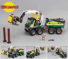 New Technic Blocks Forest Harvester Machine Fit Legoings Technic ... Amazoncom Lego City Great Vehicles 60056 Tow Truck Toys Games Buy Dickie Green And Grey Colour Heavy For Children Fire Ladder 60107 R Us Canada City Arctic Scout 60194 Online At Toy Universe 7848 Review Garbage Service 203414638 Youtube Playmobil 5665 Dump Action Ages 4 New Boys Girls 143 Diecast Cars Alloy Metal Model Car Lego Delivery My Corner Of The Galaxy A Cement Floor With Little Water And Folk Looking