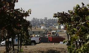Napa Pumpkin Patch Hours by The Latest Napa Valley Remain Closed Until Monday Nation