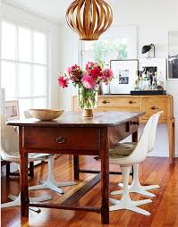 Top Five Home Scheme Trends For 2015 Dining Room TablesDining