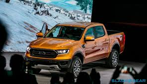 This Is The 2019 Ford Ranger – Eyes-on - SlashGear 2019 Ford Ranger First Look Welcome Home Motor Trend That New We Sure It Isnt A Rebadged Chevrolet Colorado Concept Truck Of The Week Ii Car Design News New Midsize Pickup Back In Usa Fall Compact Returns For 20 2018 Specs Prices Features Top Gear Pick Up Range Australia Looks To Capture Midsize Pickup Truck Crown History A Retrospective Small Gritty Kelley Blue Book