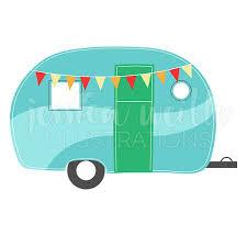 Caravan Clipart Rv Camping 5