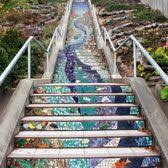 16th Avenue Tiled Steps In San Francisco by The 16th Avenue Tiled Steps 1475 Photos U0026 514 Reviews Local