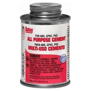 Oatey All Purpose Cement - 8oz