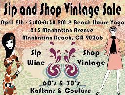 sip u0026 shop vintage south bay by jackie